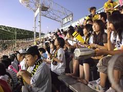 Hanshin Tigers fans (glasgow's finest) Tags: baseball tigers fans hanshin
