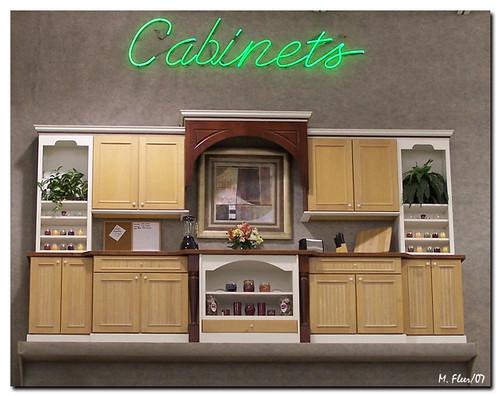Menards Kitchen Display