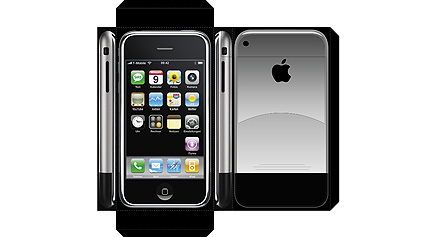 Kit de bricolaje: iPhone