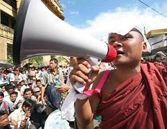 monk-megaphone