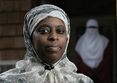 Muslim Headscarf Arrest. (AbuJennah) Tags: usa ga women dress muslim islam religion hijab culture cnn civil rights modesty niqab aclu civilrights deen islamic coverd halal douglasville cair muslimwomen blackamerica converts clture mislim americanblackmuslims