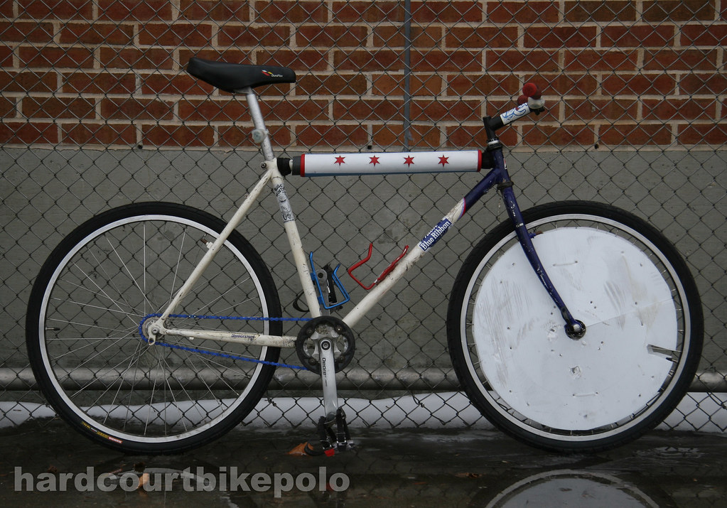 Keith hardcourt polo bike full