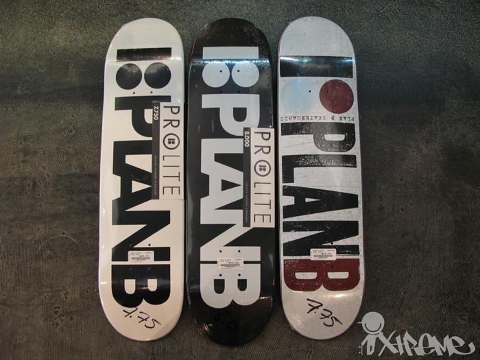 Plan B Spring 2010 Decks