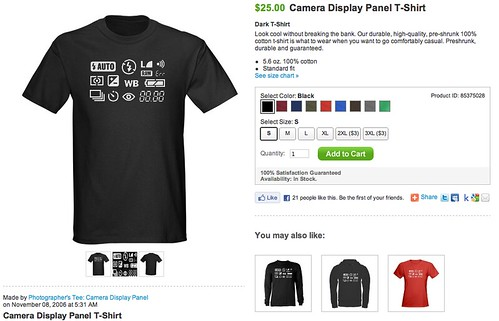 http://www.cafepress.com/+camera_display_panel_tshirt,85375028