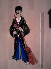 69190_446739744911_654264911_5529321_7104138_n (ferrarigirl666) Tags: beads harrypotter hama perler ironing strijkkralen strijkparels