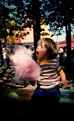 Anticipation (Imapix) Tags: pink kid cottoncandy anticipation emptycalories