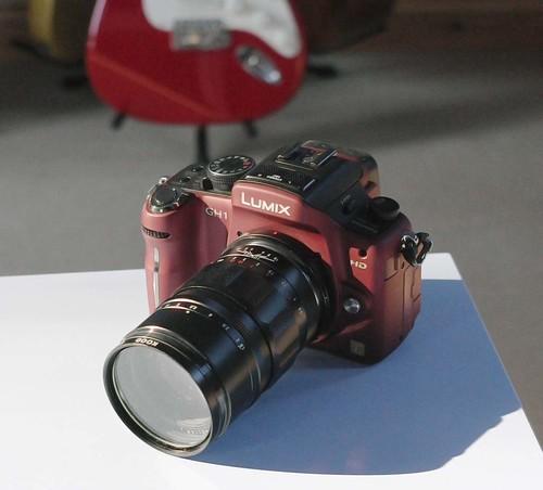 Voigtlander Heliar 75mm f1.8 Classic Panasonic GH1