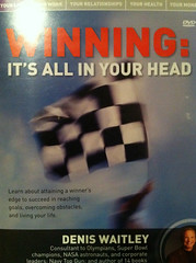 Winning: It's All In Your Head by Denis Waitley