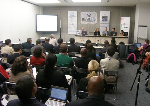 BirdLife civil society side event