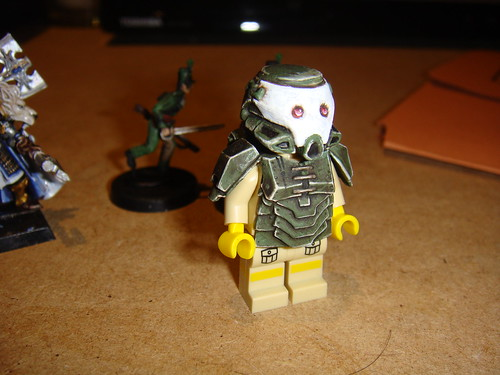 Project arbiter custom minifig