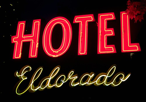 Kelowna's Hotel Eldorado