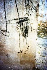 miguel angel x laia (espe casanoves) Tags: espaa valencia miguel angel graffiti retrato porta serra laia coeli