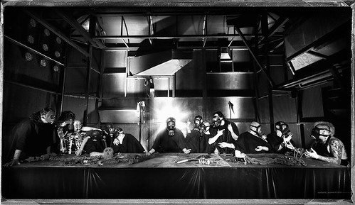 The Last Supper / La Cène / La Ultima Cena
