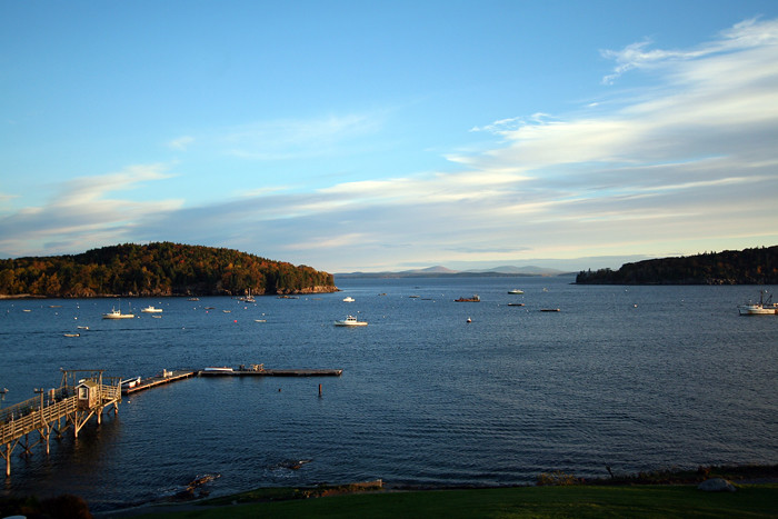Bar Harbor views