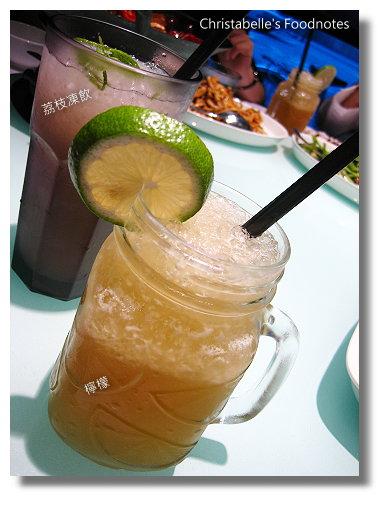 1010荔枝檸檬飲料