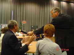 vragen stellen tijdens presentatie 22 juni 2007 020 (Marusjka Lestrade) Tags: d66 marusjkalestrade presentatiebestuursakkoord2007 presentatiebestuursakkoord