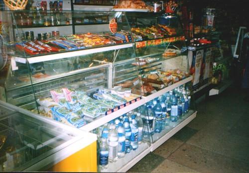 Внешний вид холодильных витрин в интерьере