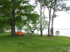 Memanbetsu camp site