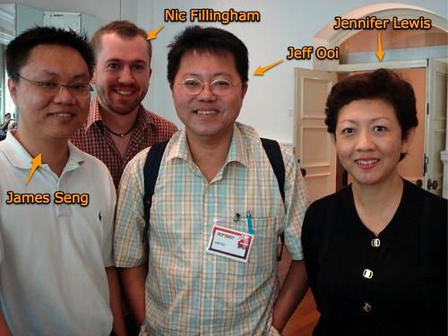 Prominent Malaysian Blogger: Jeff Ooi