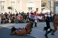 Maule Maskarada 2007 189 (dantzan) Tags: carnival dance danse soul carnaval basque 2007 maskarada dantza zuberoa inauteriak maule mauleon photoiakizugasti suletino