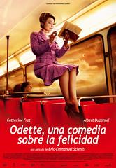 Poster Odette Toulemonde una comedia sobre la felicidad