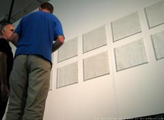 documenta 12 Froschperspektive | Trisha Brown / Geneva, Handfall | 1999 | Fridericianum 2. floor