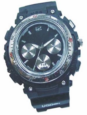 relógio wirelessRC-08