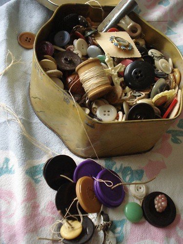 Grandma's button box