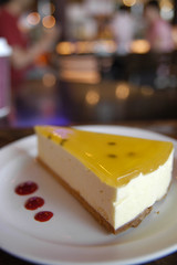 Cheese Cake, Food Colosseum, DFS Galleria, Okinawa