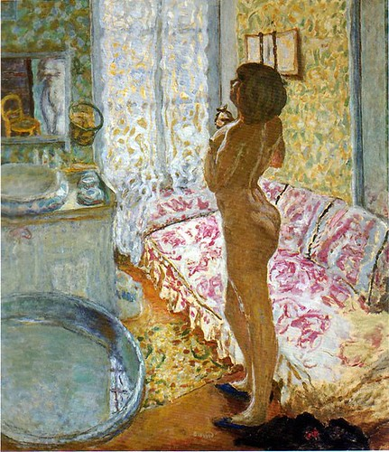 Bonnard - The Bathroom, 1908