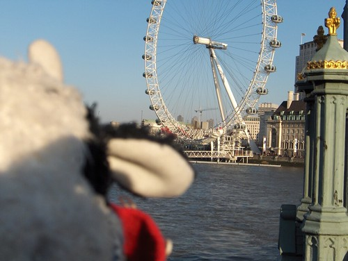 london eye facts for kids. large London Eye: