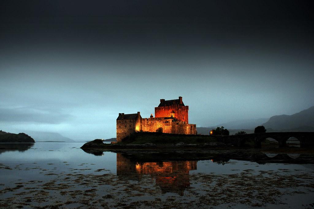 Eilean Donan Castle, Scotland, UK.