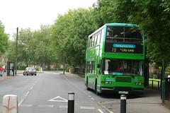 2007-06-07_12-15-43-1 (djp3000) Tags: nottingham bus doubledecker 78 nct strelley trees publictransport publictransit transit turquoise78