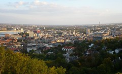 Budapest Panorama, South East View