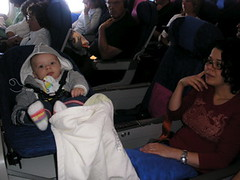 Vito on the Plane