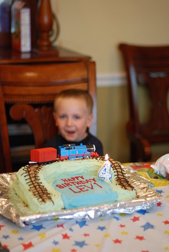 Levi's 4th Birthday Party (61)