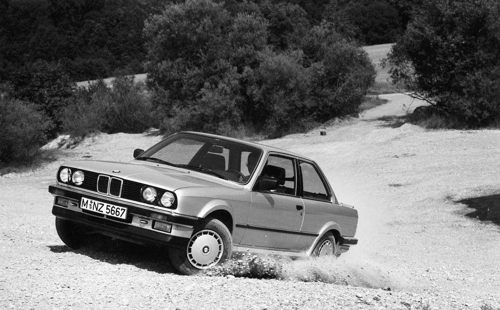 25 Years of All-Wheel Drive BMWs