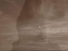 - I wish I could fly away - (Mia Rendum) Tags: people soft alone dream overlay nostalgi