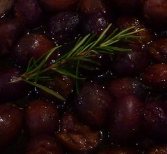 balsamic roast plums