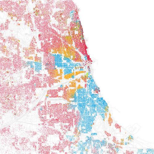 arte ségrégation spatiale Chicago