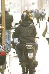 "Amore (michael_hamburg69) Tags: life street trip italien people italy oktober rome roma youth und october moments legs roman leg von menschen moment moped rider rom amore inlove volk kurztrip 2010 senat spqr strassenbild städtereise senatuspopulusqueromanus rom"""