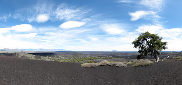 Craters of the Moon, Idaho, USA