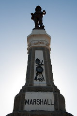 Marshall Monument Photo