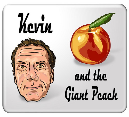 Kevin and the Giant Peach