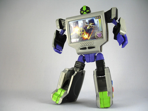 Real Gear Power Up VT6 (bot mode)