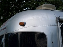 Airstream Limited detail1 (chief1120) Tags: airstream 34 triple axle trim limited two door leather 1994 travel trailer