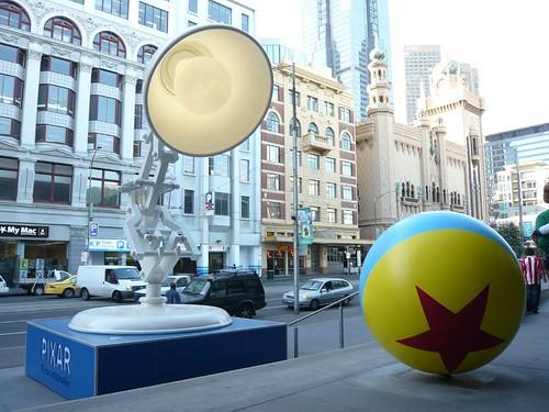 pixar lamp name. Pixar lamp and ball