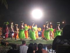 The hula show. (07/04/07)