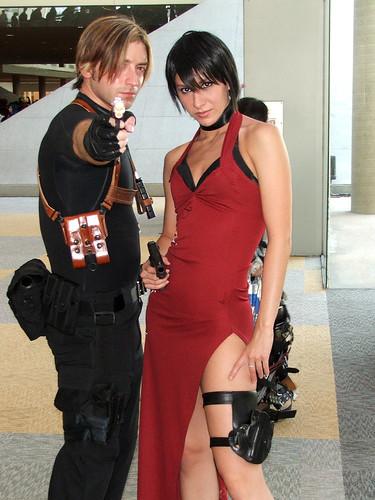 Cosplay Resident Evil 873506241_91b1fe549b