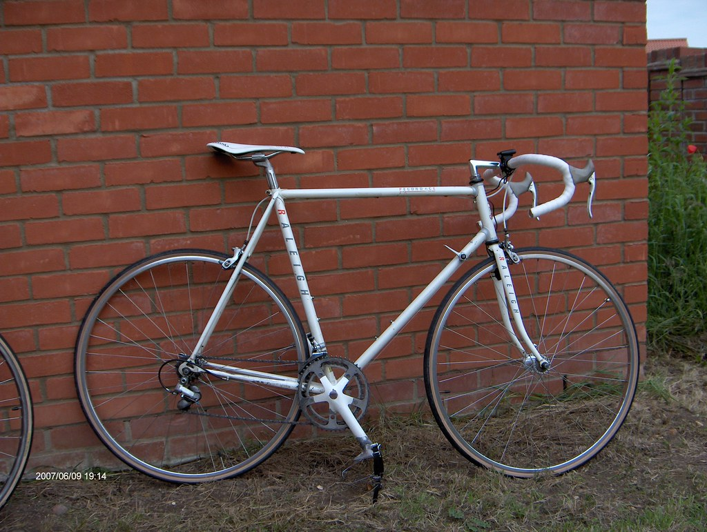 '89 Raleigh Record Ace Moderne